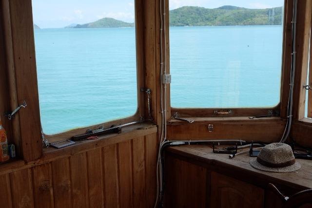 28m Teak Charter Vessel-29