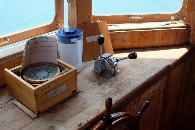 28m Teak Charter Vessel-30
