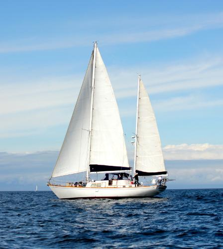 Picture Of:  63' Mason 63 Ketch 1982Yacht For Sale | 3 of 72