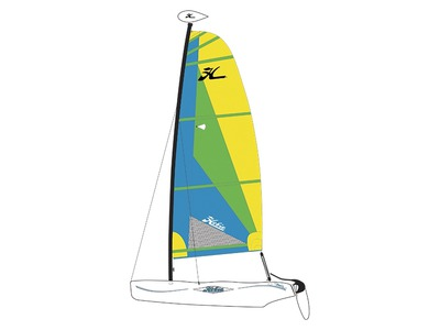 13' Hobie Cat Wave