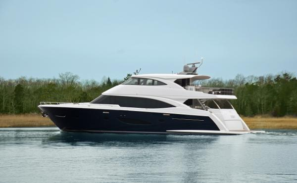 2019 93' Viking 93 Motor Yacht (93-802)