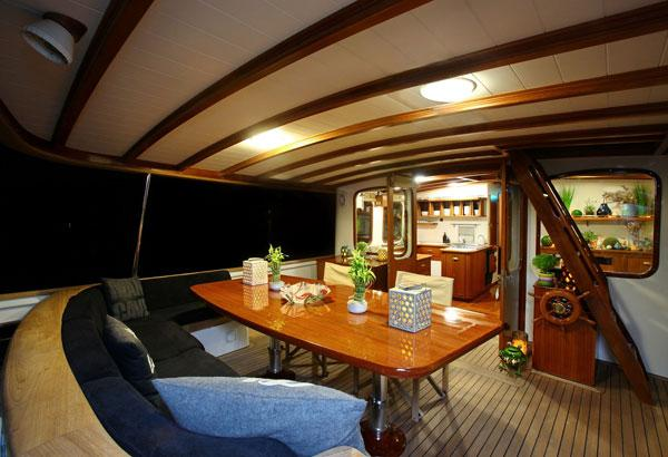 Trawler 15 M Salon