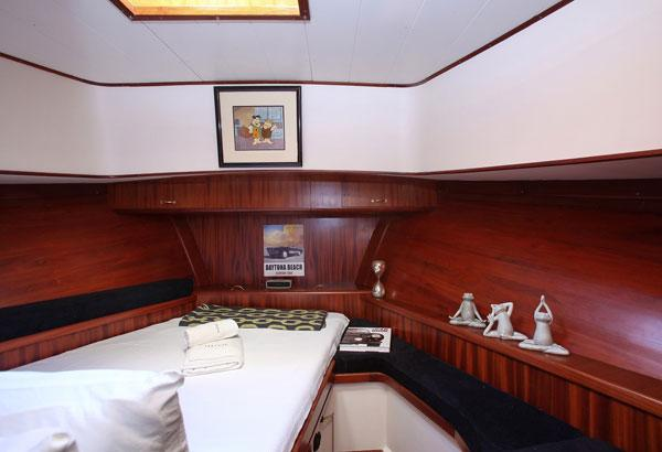 Trawler 15 M Bathroom