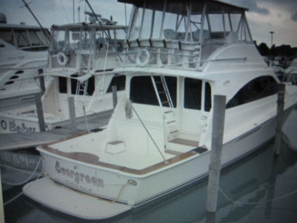 Ocean Yachts Super Sport Convertible Boats. Listing Number: M-3465218 50' ...