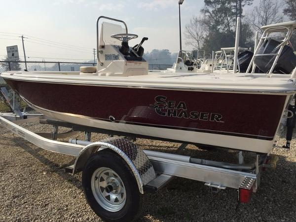 2016 Sea Chaser boat for sale, model of the boat is 160F & Image # 2 of 18
