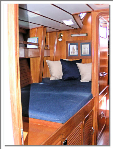 Picture Of:  55' Tayana Cutter Rig Center Cockpit 1986Yacht For Sale | 3 of 27