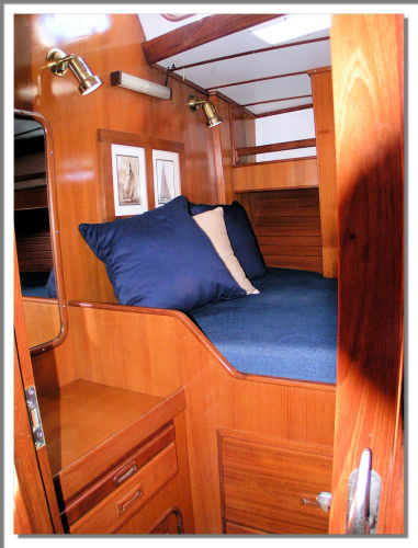 Picture Of:  55' Tayana Cutter Rig Center Cockpit 1986Yacht For Sale | 4 of 27