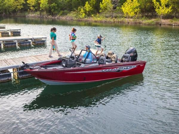 2020 Tracker Boats boat for sale, model of the boat is Targa™ V-19 Combo & Image # 6 of 8