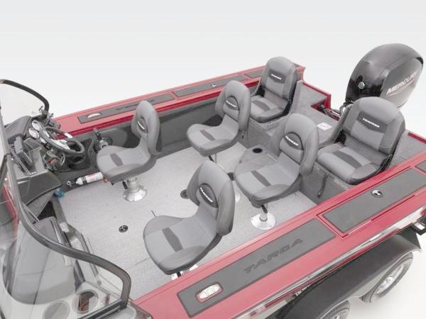 2020 Tracker Boats boat for sale, model of the boat is Targa™ V-19 Combo & Image # 8 of 8