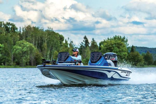 2017 Nitro boat for sale, model of the boat is Z17 & Image # 13 of 65