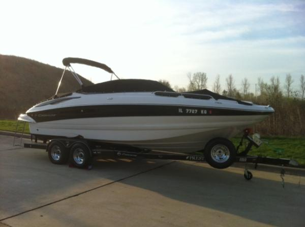 2009 Crownline 240 EX · 24ft 1in / 7.34 m. Deck Boats Updated 2012-03-22