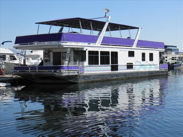 18x65 House Boat