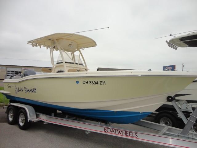 Scout242 Sportfish