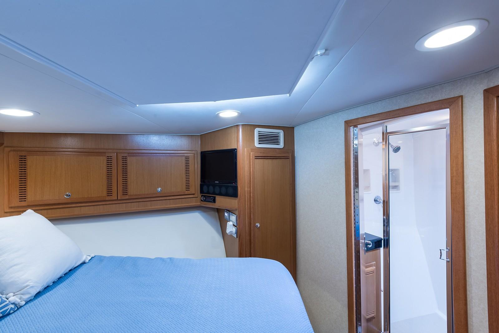 52 Cabo VIP Stateroom, Forward