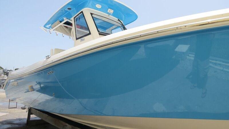 1958 Trumpy Houseboat Cruiser