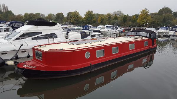 2013 Collingwood Wide Beam Barge