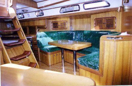 Picture Of:  48' Tayana Cutter - Recessed Transom 2019Yacht For Sale | 3 of 6
