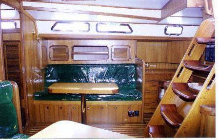 Picture Of:  48' Tayana Cutter - Recessed Transom 2019Yacht For Sale | 4 of 6