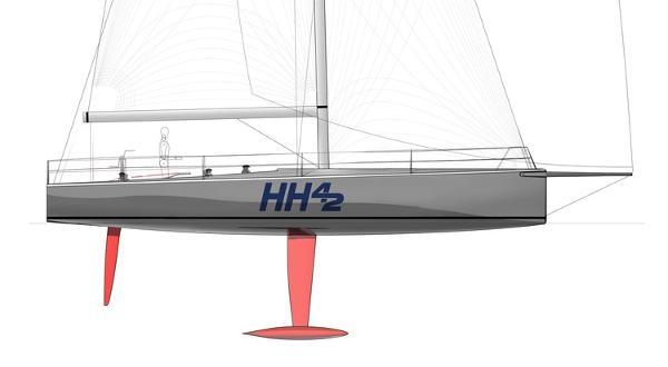 Hakes IRC RACER BoatsalesListing BoatsalesListing