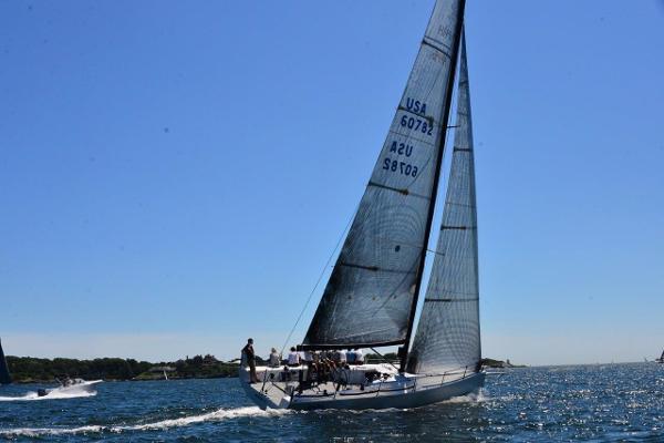 Hakes IRC RACER BoatsalesListing Broker