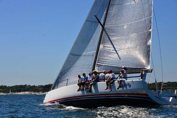 Hakes IRC RACER BoatsalesListing Brokerage