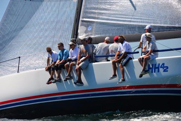 Hakes IRC RACER BoatsalesListing Sell