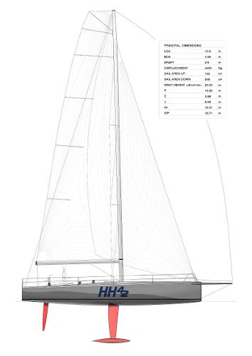 Hakes IRC RACER BoatsalesListing Connecticut