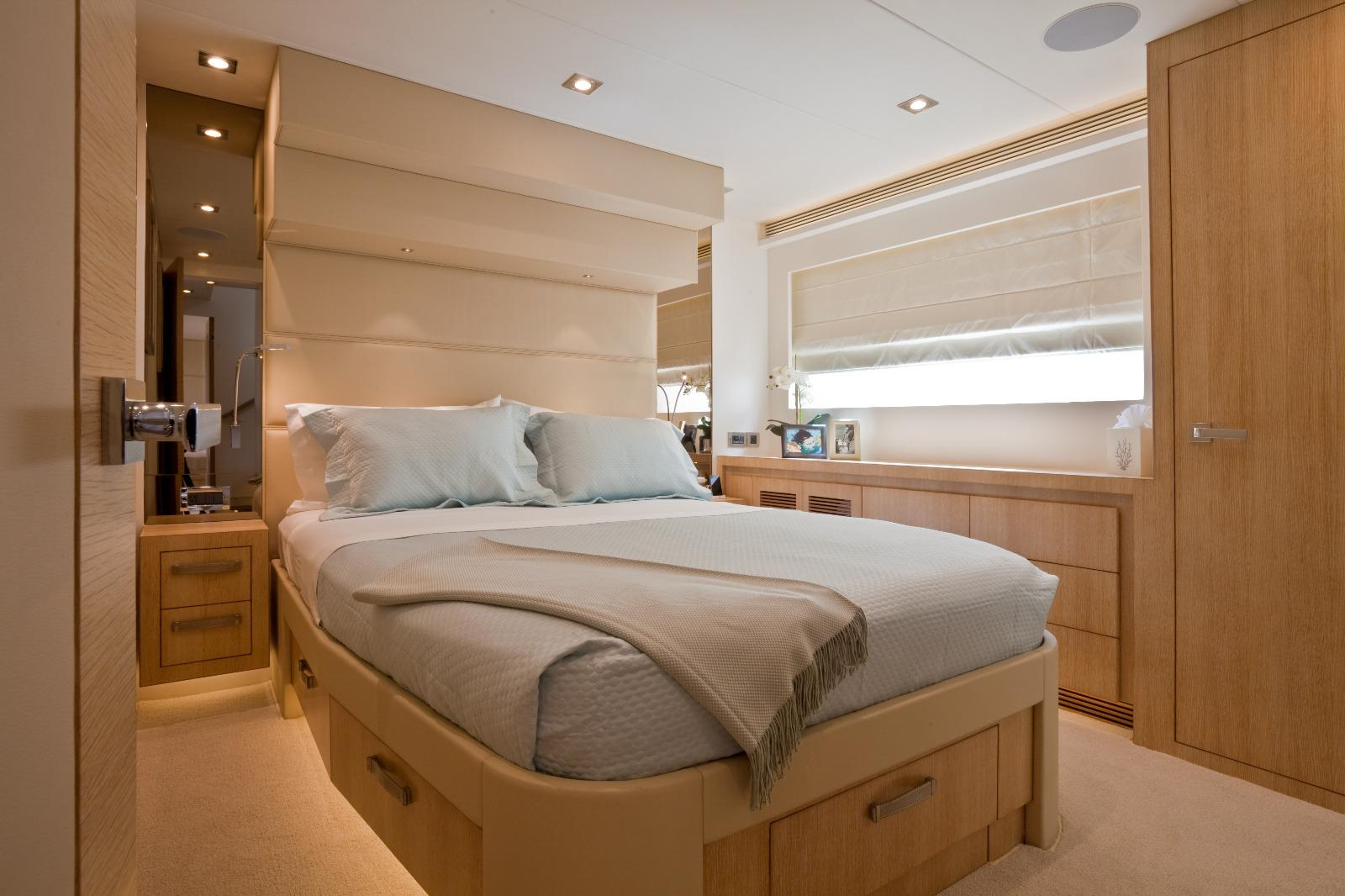 Manufacturer Provided Image: Port Guest Stateroom