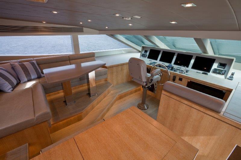 Manufacturer Provided Image: Pilothouse