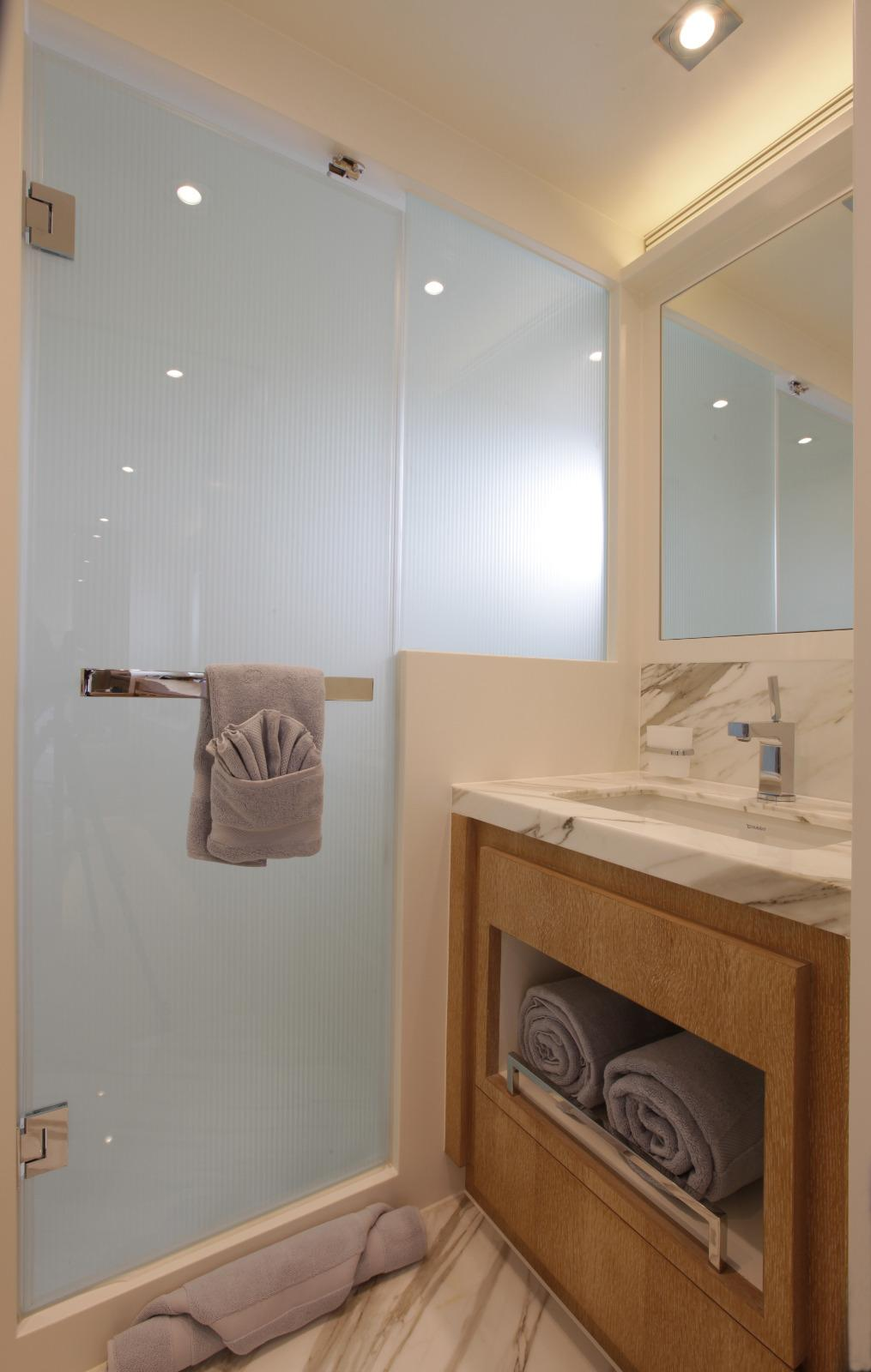 Manufacturer Provided Image: Stbd Guest Bath