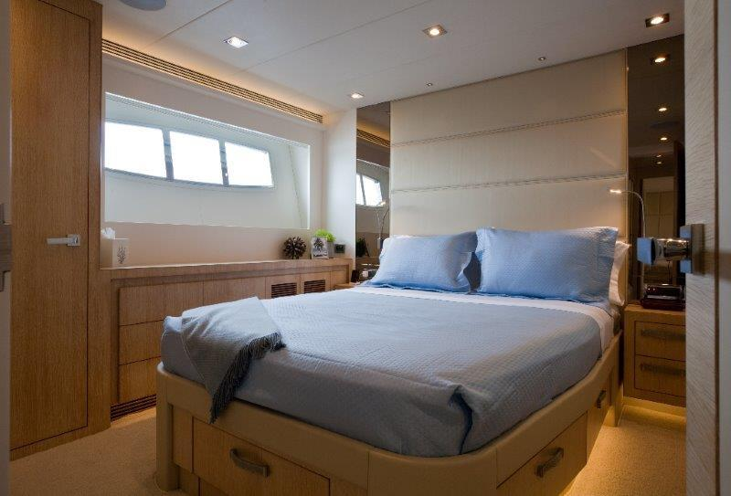 Manufacturer Provided Image: Stbd Guest Stateroom