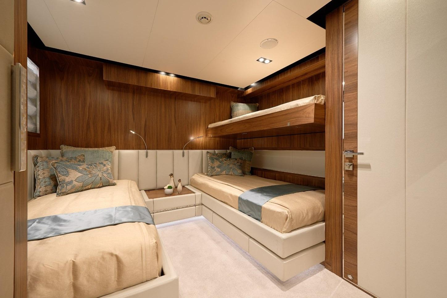 Manufacturer Provided Image: Twin #2 Stateroom