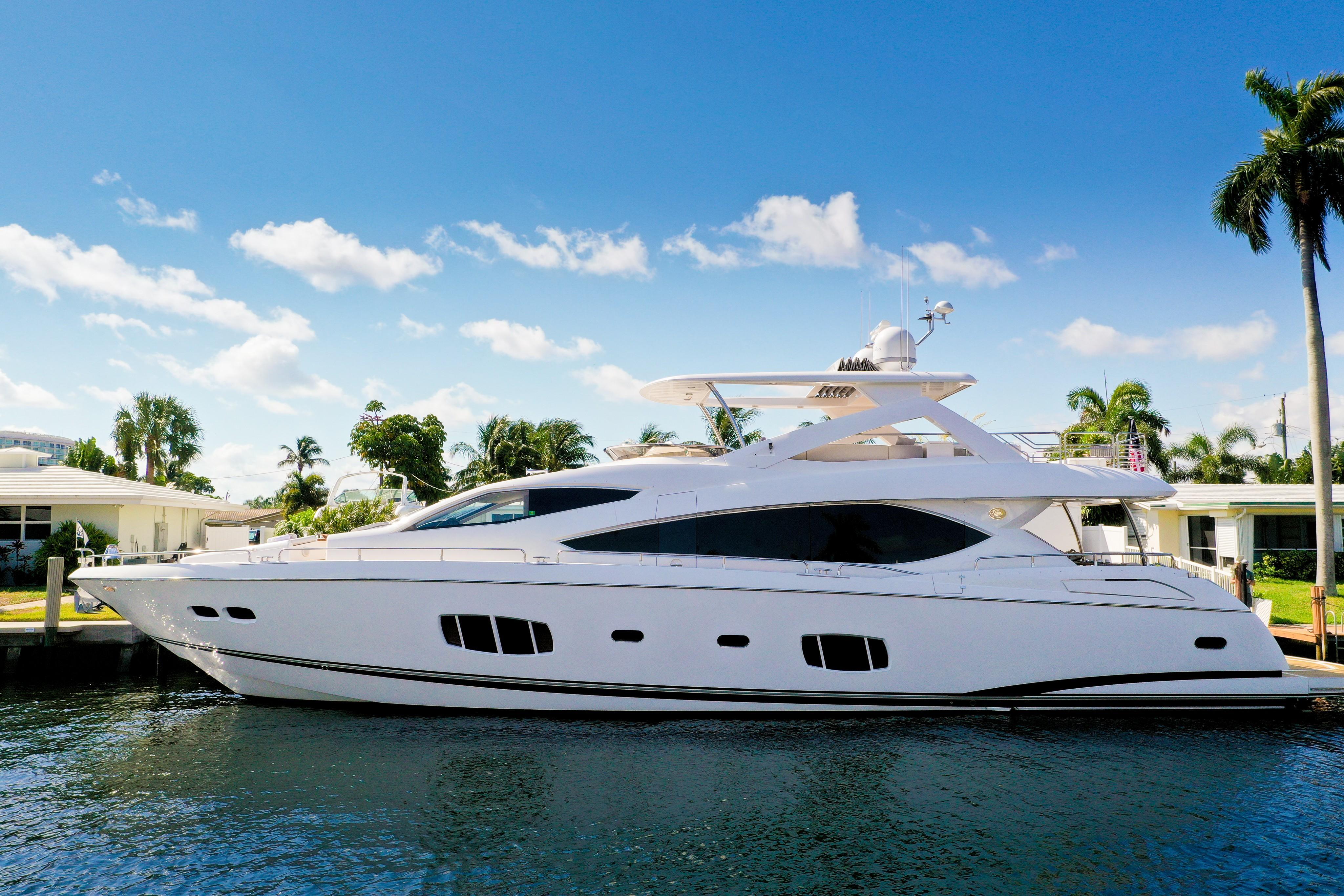 88 ft Sunseeker 88 Yacht