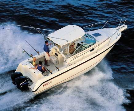 28' Boston Whaler 275 Conquest