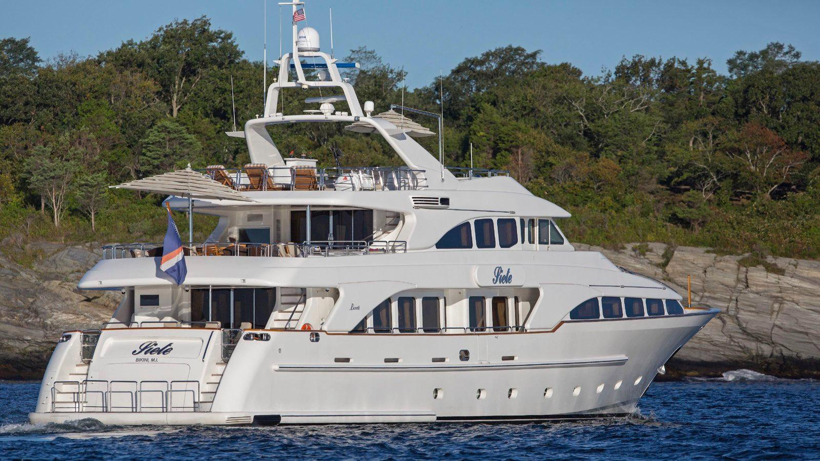 2002 115 ft Yacht For Sale   Allied Marine