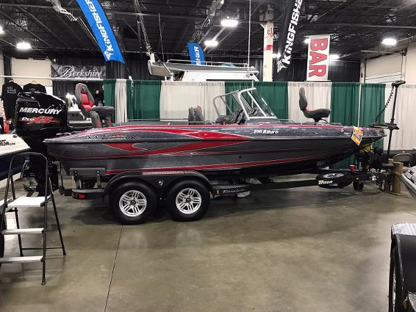 2017 TRITON 206 ALLURE for sale