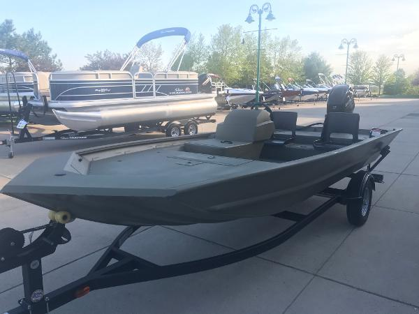 2020 TRACKER BOATS GRIZZLY 1754 SC for sale