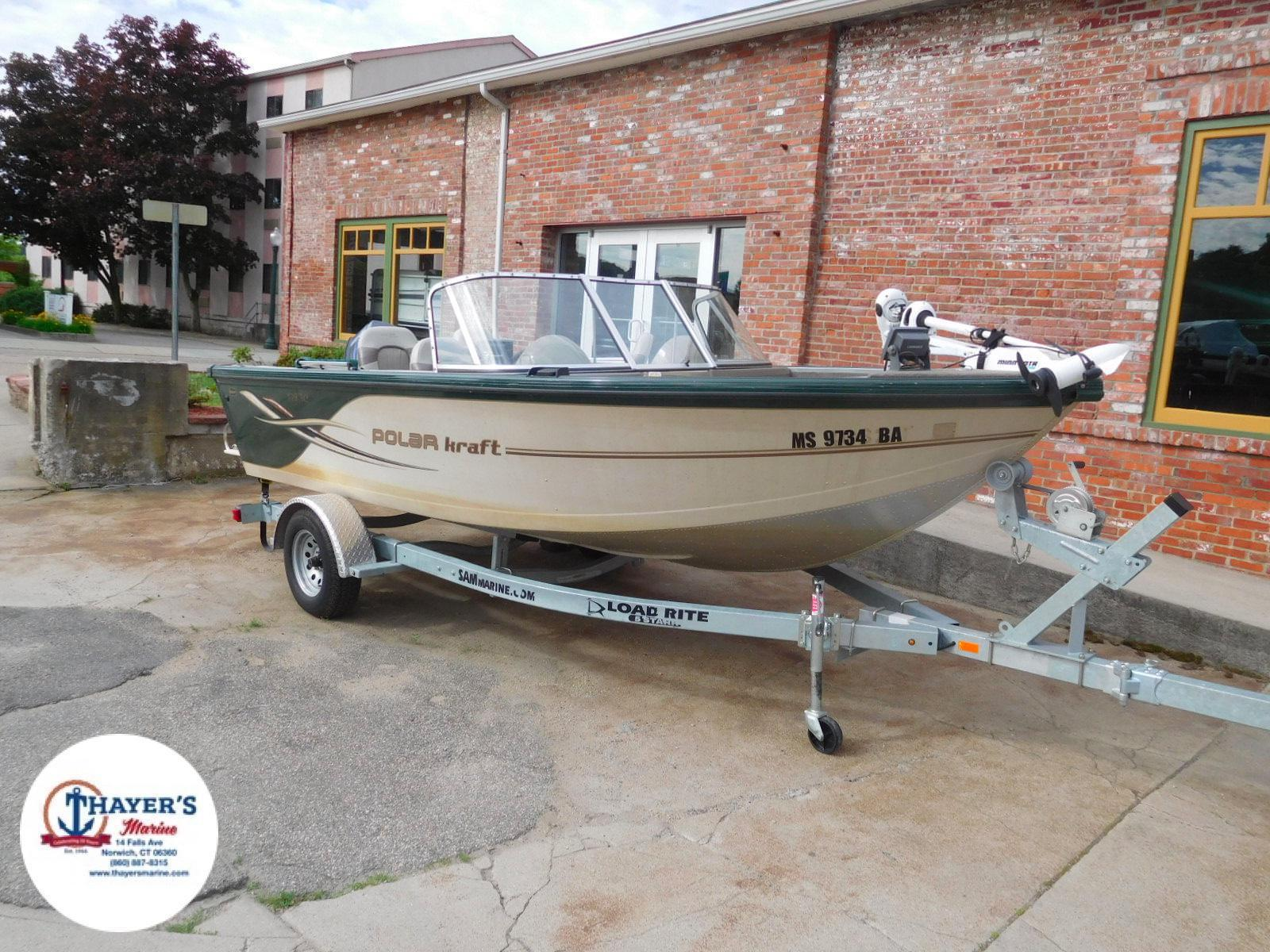 2004 POLAR KRAFT 178TC for sale