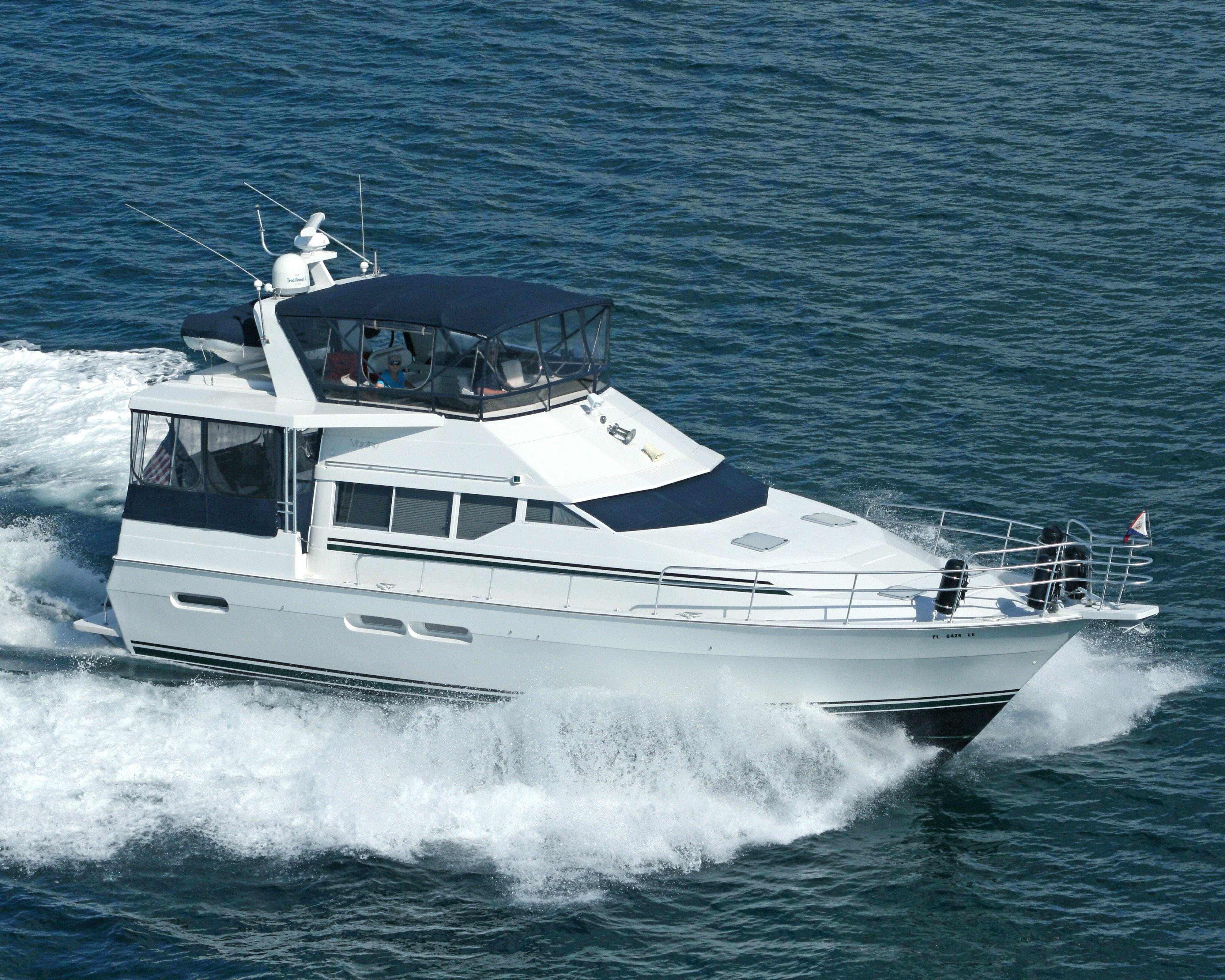 47 mainship motor yacht 1997 sea frolic for sale in long for Boat motors for sale in florida
