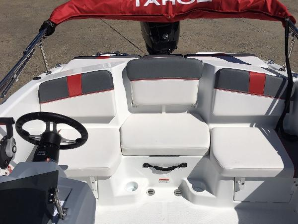 2020 Tahoe boat for sale, model of the boat is T16 & Image # 2 of 9