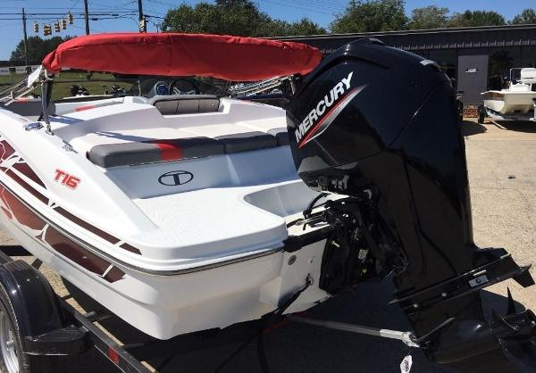 2020 Tahoe boat for sale, model of the boat is T16 & Image # 4 of 9