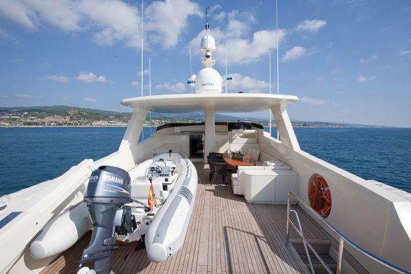 Benetti Sail Division 95