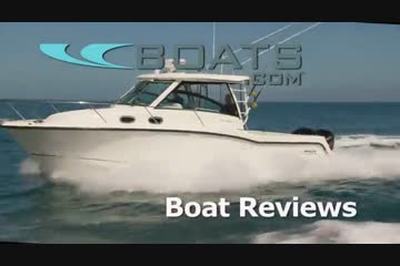 Boston Whaler 315 Conquestvideo