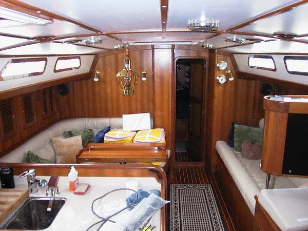 Picture Of:  52' Tayana Aft Cockpit cutter 2019Yacht For Sale | 4 of 10