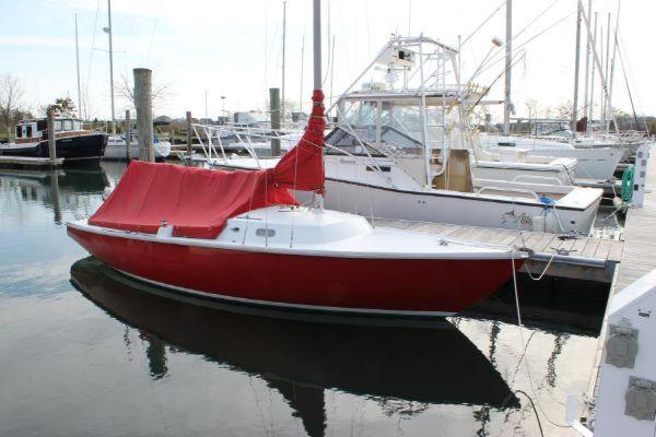 Pearson Ensign 22 Sloop Listing Number: M-3845278