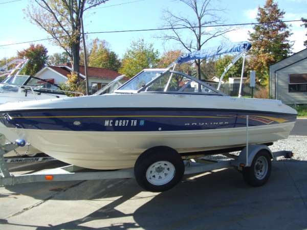 2007 Bayliner 195 Bowrider For Sale