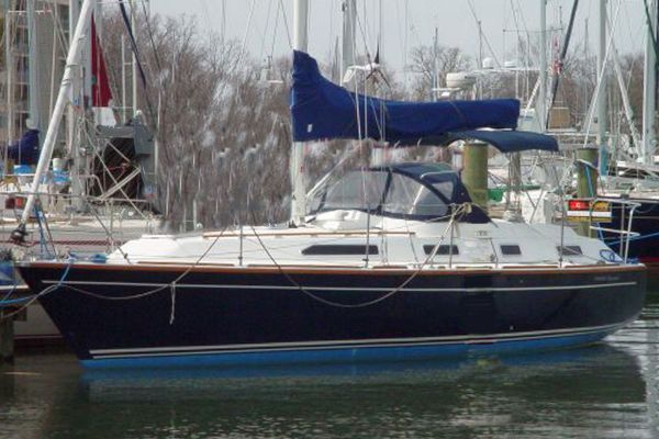 35' Westerly Oceanquest