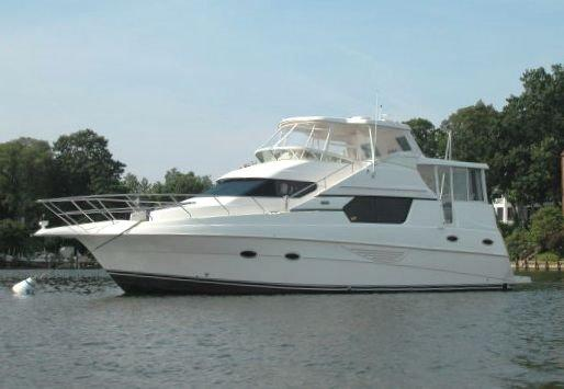 Used silverton 453 motor yachts for sale for Silverton motor yachts for sale