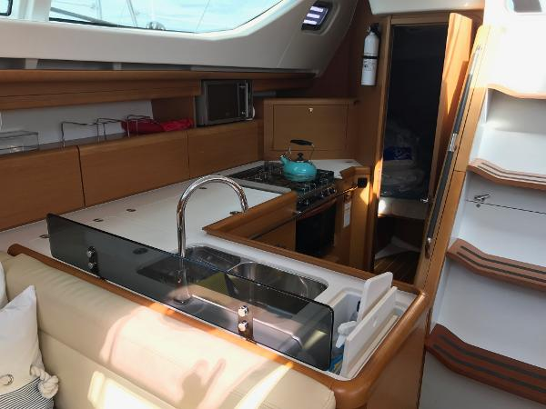 Jeanneau Sun Odyssey 45 DS Purchase Massachusetts