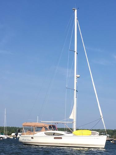 Jeanneau Sun Odyssey 45 DS Brokerage Massachusetts